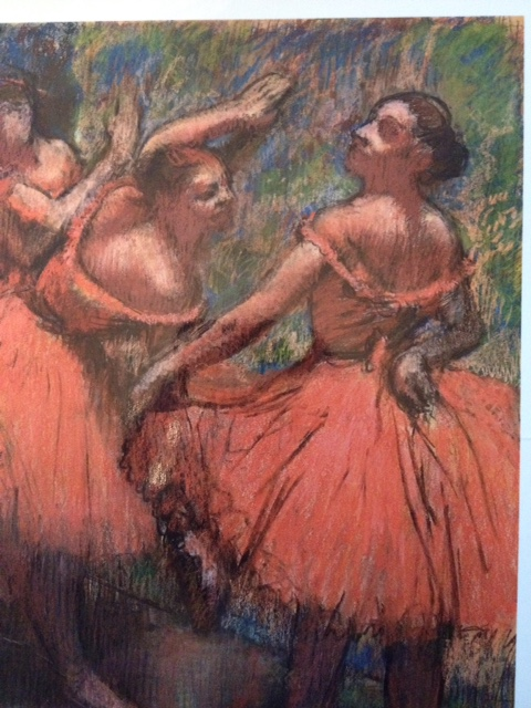 Degas exhibition, National Gallery of Victoria